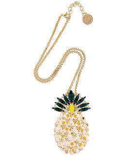 Pandora's Box Pineapple Necklace