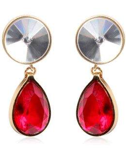 Magnetic Jewel Mono Earring