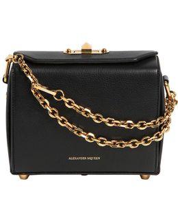 Medium Box Leather Shoulder Bag