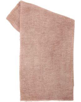 Wool & Silk Blend Stole