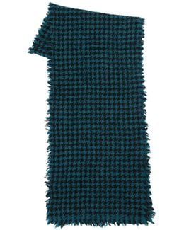 Two Tone Wool Blend Scarf