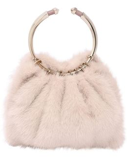 Bebop Loop Mink Fur Bag