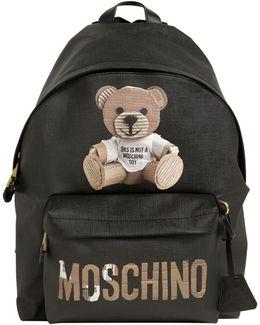Teddy Bear Backpack