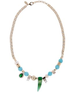 Colors Of Burma Necklace