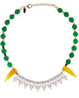 Colors Of Burma Necklace