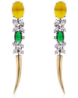 Colors Of Burma Earrings