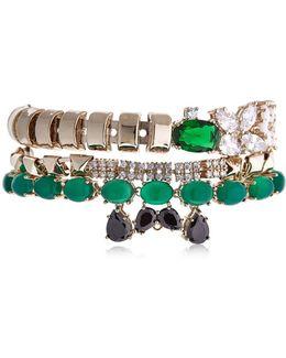 Colors Of Burma Bracelet