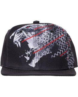 Cheetah Tech Fabric Baseball Hat