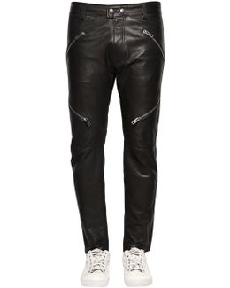 18cm Yardy Nappa Leather Pants