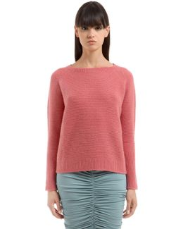 Zeno Cashmere & Silk Knit Sweater