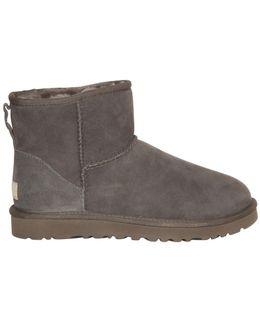 Classic Mini Ii Shearling Boots