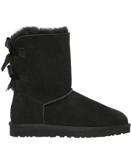 Bailey Bow Shearling Boots