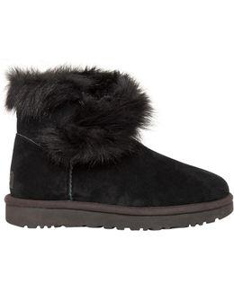 Milla Shearling Short Boots