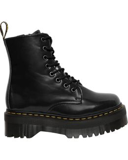 40mm 1460 Quad Retro Jadon Leather Boots