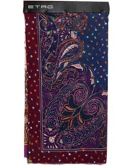 Bombay Printed Scarf