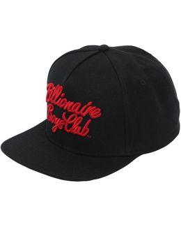 Script Logo Printed Hat