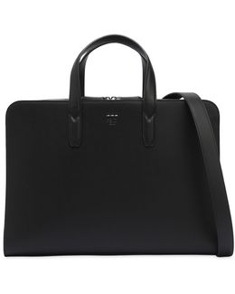 Urban Smooth Leather Briefcase