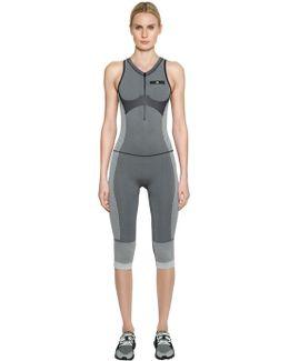 Yoga Climalite Jumpsuit W/ Cutout