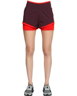Training Climachill Shorts W/ Tights