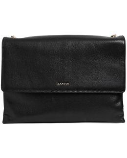 Medium Sugar Nappa Leather Shoulder Bag