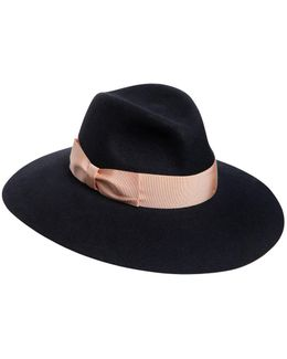 Sophie Wide Brimmed Felt Hat