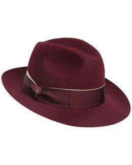Marengo Medium Brimmed Felt Hat