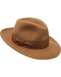 Alessandria Medium Brimmed Felt Hat