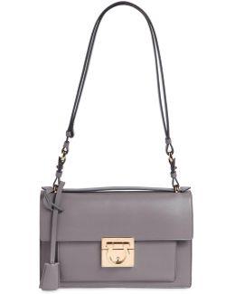 Aileen Leather Shoulder Bag