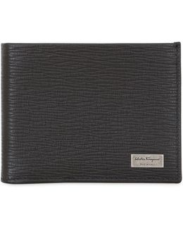 Revival Print Classic Leather Wallet