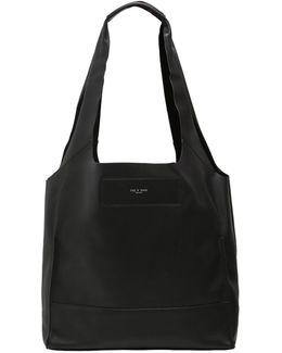 Walker Shopper Leather Tote Bag