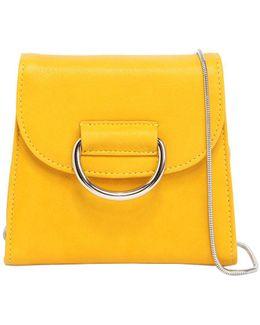 Tiny Box Leather Shoulder Bag