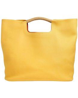 Large Birch Leather Bag