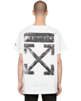 Arrows Brushed T-shirt