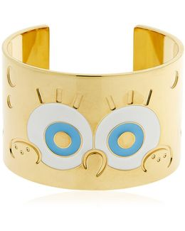 Spongebob Cuff Bracelet