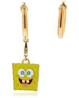 Spongebob Earrings