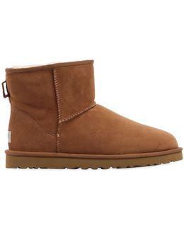 Mini Classic Shearling Boots