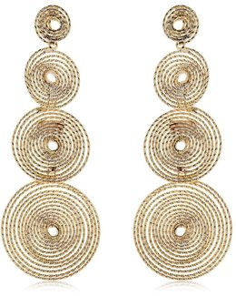 Soffio Spiral Earrings