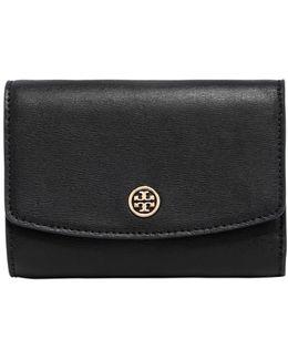 Medium Parker Leather Wallet