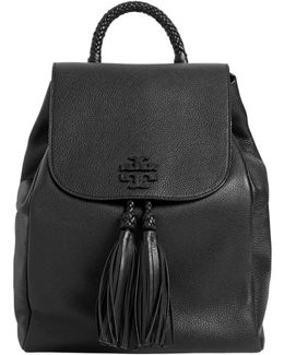 Taylor Textured Leather Backpack