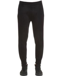 Neoprene Jersey Sweatpants