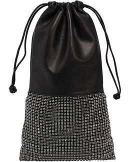 Ryan Dustbag Bag W/ Crystals