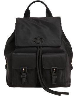Quinn Nylon Backpack