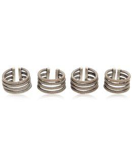 Set Of 4 Springs Rings