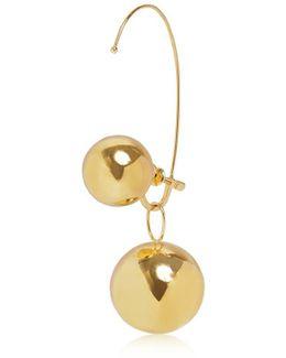 Spheres Mono Earring