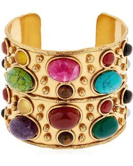 Manchette Byzance Cuff Bracelet
