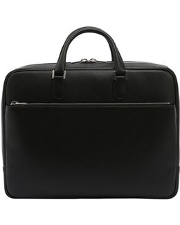 Accademia Leather Briefcase