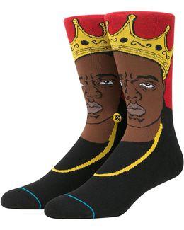 Notorius Big Cotton Blend Socks