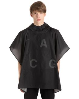 Lab Acg Packable Poncho