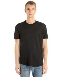 Lightweight Cotton Jersey T-shirt