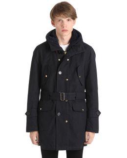 Eskimo Maxi Anti-drop Cotton Coat